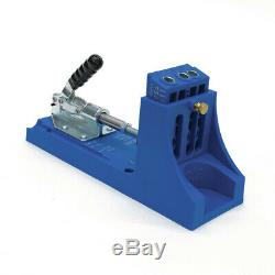 Hole Jig System K4 Pocket Durable Heavy Duty Hardened Steel Portable Solid Wood