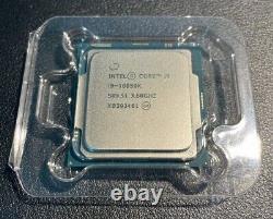 Intel Core i9-10850K Desktop Processor 10 Cores 5.2GHz Unlocked LGA120 10th Gen