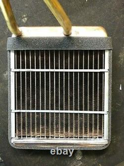 Jeep Wrangler TJ 1997 2006 heater core Brand New Heavy Duty Copper/Brass RHD