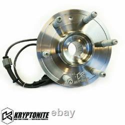 Kryptonite Lifetime Warranty Wheel Bearing For 2007-2013 Chevy/GMC 1500 6 Lug