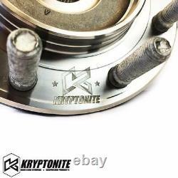 Kryptonite Lifetime Warranty Wheel Bearing For 99-07 Chevy/GMC 2500HD/3500HD SRW