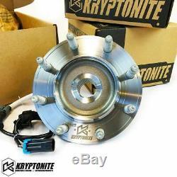 Kryptonite Wheel Bearing For 2011-2019 Chevy/GMC 2500HD/3500HD SRW 2WD