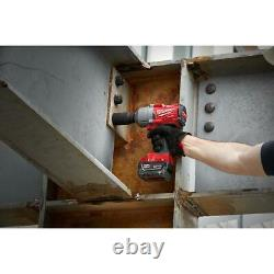 M18 fuel 18-volt lithium-ion brushless cordless 1/2 in. Impact wrench with