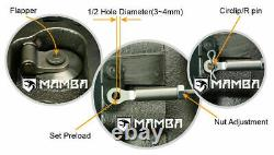MAMBA 9-6 VOLVO 850 S70 TD04HL-16T Heavy Duty Turbo Super Core + G3 Actuator