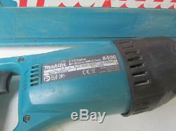 Makita 8406 13mm Diamond Core and Hammer Drill 110V REF 7928
