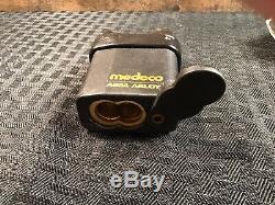 Medeco 54325 Shrouded Heavy duty Padlock Small Format I/C Cores No Core