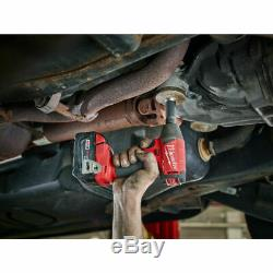 Milwaukee 2754-20 M18 FUEL 3/8 210 FT/LBS 5.0 Ah High Torque Wrench Impact