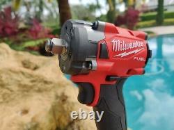 Milwaukee 2855-20 M18 FUEL Stubby Cordless 1/2 Impact Wrench LAST ONE