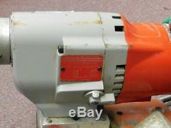 Milwaukee 4096 Heavy Duty 20A Dymodrill Core Drill