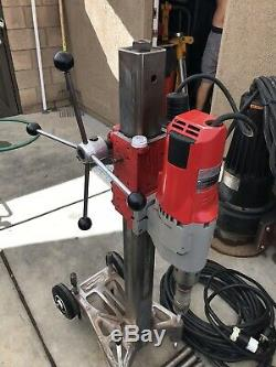 Milwaukee Core Drill Heavy Duty Dymodrill