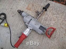 Milwaukee Heavy Duty Core Drill (slow Speed, 110 Volt)