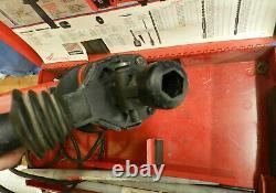 Milwaukee Heavy Duty Thunderbolt 1-1/2 Rotary Hammer With Extra Drill/Core Bits