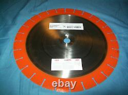 NEW Core Cut 76802 Dry Diamond Blade Heavy Duty Masonry Orange Dry or Wet 16