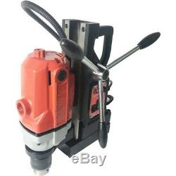 New! 110V 1050W Magnetic Drill Press Small Mag Annular Core Drill