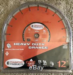 New Diamond Products Core Cut 11827 12-Inch by 0.110 by 1-Inch Heavy Duty