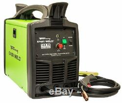 New Forney 299 120 Volt 125 Amp Heavy Duty Electric Flux Core Welder Kit