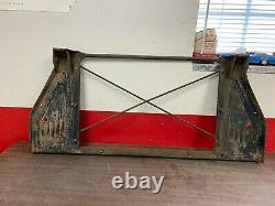 Original 1955 1956 1957 Chevy 1/2 Ton Truck Radiator Core Support Used Oem 121