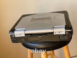 Panasonic Toughbook Rugged Touch Core i5 8GB RAM Windows 10 Pro OutDoor Laptop