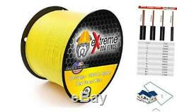 Professional Electric Dog Fence Wire Solid Core Heavy Duty Direct Ground Buria