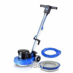 Prolux Core Heavy Duty Commercial Polisher Floor Buffer & Scrubber Warranty Blue