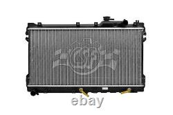 Radiator-1 Row Plastic Tank Aluminum Core Heavy Duty CSF fits 90-97 Mazda Miata
