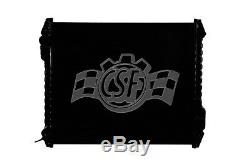 Radiator-3 Row All Metal Heavy Duty 2 1/2 Core CSF 3469