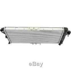 Radiator For 96-99 Chevrolet Lumina Monte Carlo 1 Row With HD Cooling