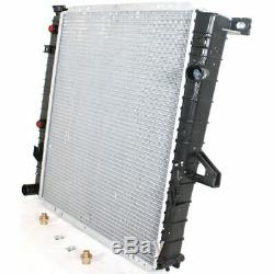 Radiator For 97-99 Ford Explorer/Mountanieer 4.0L 2-Row Core Heavy Duty Cooling