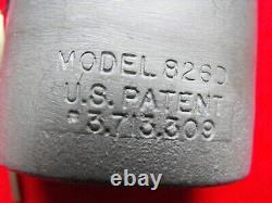 Sargent & Greenleaf 826d Heavy Duty Medeco Core Military Padlock 2 Keys 1983