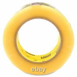 Scotch 373 Box Sealing Tape 1.89 Width X 109.36 Yd Length 3 Core