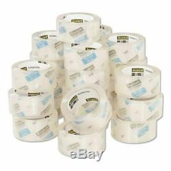 Scotch 3850 Heavy-Duty Packaging Tape, 3 Core, 1.88 x 54.6 yds, Clear