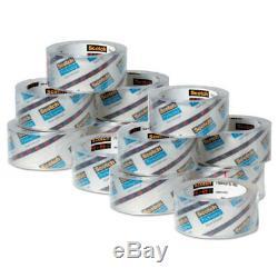 Scotch 3850 Heavy-Duty Tape Refills 1.88 x 54.6yds 3 Core Clear 36/Carton
