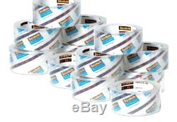 Scotch Heavy Duty Shipping Packaging Tape, 1.88 x 54.6 Yards, 3 Core, Great
