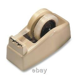 Scotch Heavy Duty Tape Dispenser Holds Total 2 Tapes 2 Core Refillable