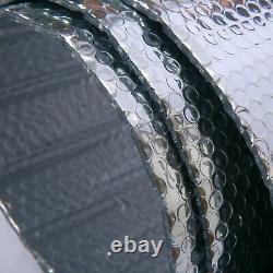 SolaBreak 1.2m Reflective Heavy Duty Foil Bubble Core Double Foil Insulation