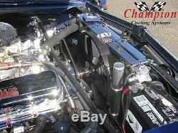SubZero, A/C Heavy Duty, 1965 1966 1967 1969 1970 Cadillac Fleetwood 4 Row Core
