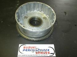 Suzuki GS1000 E heavy duty clutch basket conversion. Includes Core