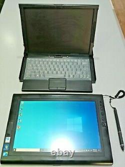 TABLET MC rugged heavy duty 12.5 screen, core i7, win10, 4g ram, 64g ssd