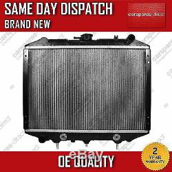 TAXI TX1 2.7 TD AUTOMATIC RADIATOR HEAVY DUTY CORE 42mm 1997ON BRAND NEW