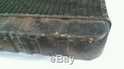 Vintage Harrison Radiator NOS Heavy Duty 4 Core J590 c. 1959